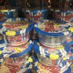 またおもしろい商品発見!マイクポップコーンとマルちゃん食品のコラボ✩