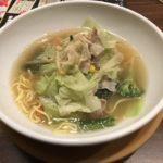 ジョナサンのダイエットメニュー!糖質ゼロ麺使用タンメン食べてみた✩低糖質な食材とは?